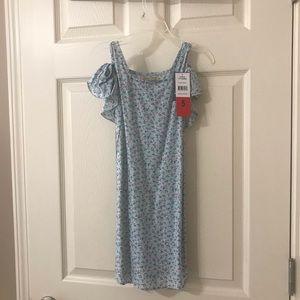 Pretty blue dress lucky size 5